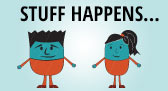 Stuff Happens Game